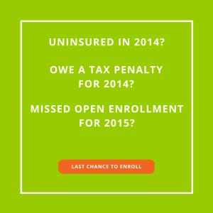 missed open enrollment